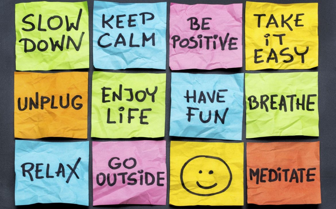 stess management - reduce stress with these tips