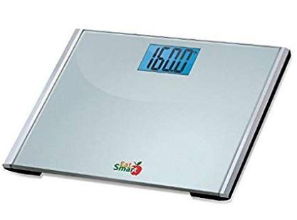EatSmart Precision Plus Digital Bathroom Scale with Ultra-Wide Platform