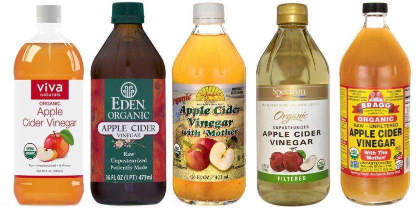 Best Apple Cider Vinegar Brands For Weight Loss