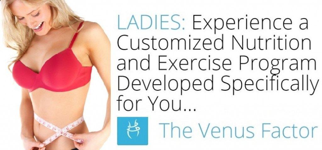 venus factor - learn more