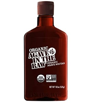 Agave In The Raw Sweetener 18 5 Ounce Bottle